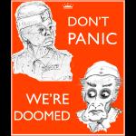 Dad's Army Jones & Frasier Don't panic/We're doomed