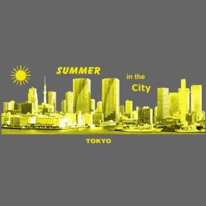 Tokio Tokyo Summer Japan