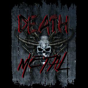 Death Metal Motiv