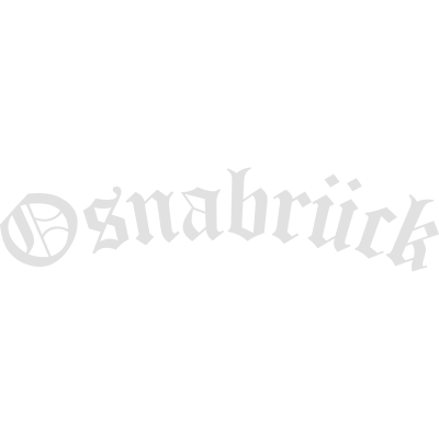 Osnabrück - meine Stadt - Ort der Unterzeichnung des Westfälischen Friedens. Osnabrück ist eine Großstadt in Niedersachsen und Sitz des Landkreises Osnabrück. Friedensstadt Osnabrück. - Westfälischer Frieden,Schölerberg,Dodesheide,schriftzug,Sutthausen,Vfl Osnabrück,Gothisch,Sonnenhügel,Schinkel,Osnabrück,Atter,osna,Eversburg,Friedensstadt,Pye,Hellern,kalkhügel,Nahne,Stolz,Niedersachsen,Großstadt,Fledder,Haste,Voxtrup,altdeutsch