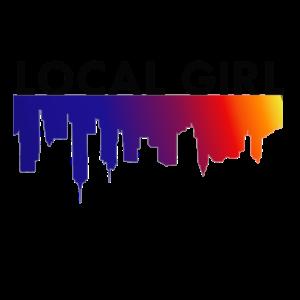 Local Girl / Meine Stadt / Geschenk