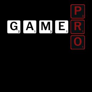 ProGamer Scrabble Gaming Geschenk Idee