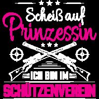 Schützenverein Prinzessin Sportschießen Geschenk