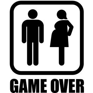 Game over - schwanger
