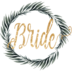 Bride Greenery Braut JGA