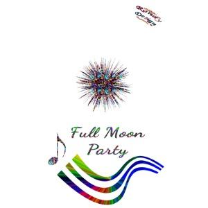 Full Moon Party Shirts Randy Design