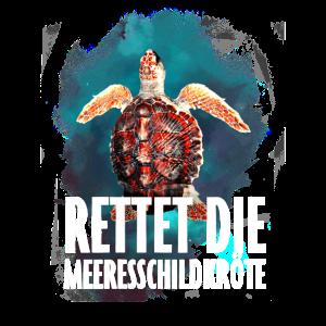 Rettet die Meeresschildkröte