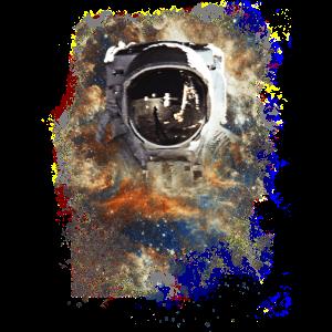 Astronaut Spaceman Raumfahrt