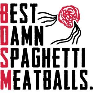 Best Damn Spaghetti