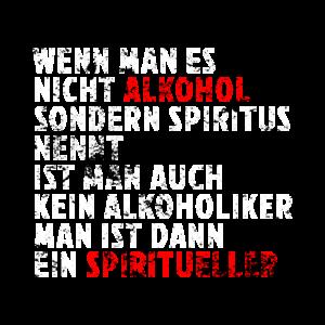 T-Shirt Alkoholiker