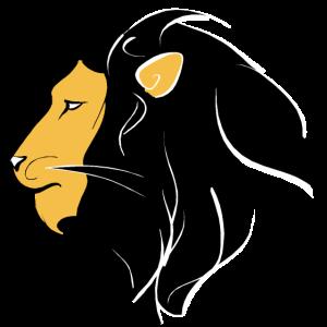 Löwe | Löwen | Logo | Sternzeichen