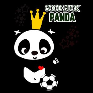 Good Luck Panda - Glückbringer