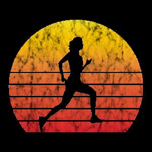 Joggen Jogger Joggerin Laufen Läufer Geschenk