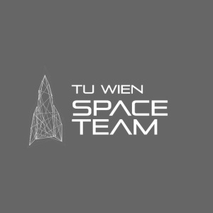 TUST white logo & rocket