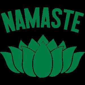 Namaste Lotos Hindu