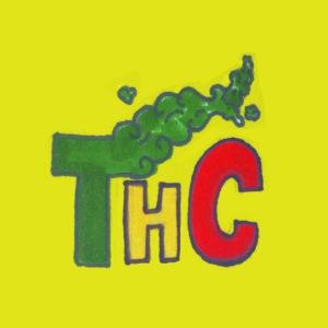 THC logo one