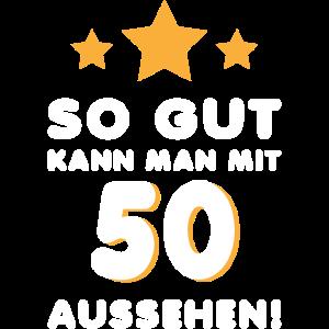 50 Geburtstag - So gut kann man mit 50 aussehen