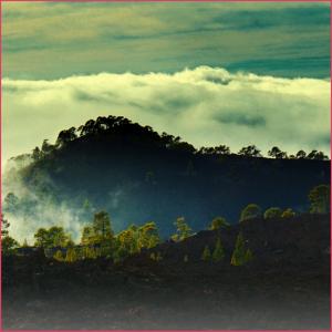 volkano island