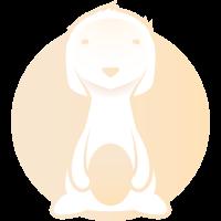 Die Kuschel Kiste: rundes Logo