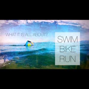 Triathlon - SWIM BIKE RUN
