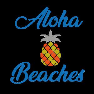 Sommer Aloha Beaches Shirt