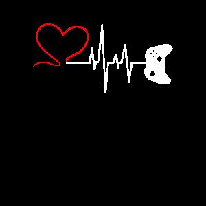 Gaming Heartbeat Controller Geschenk