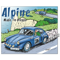 Polete in Alpin 106