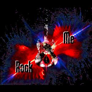 Rock Me Rot Blau