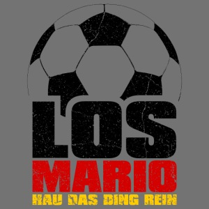 Fodbold - Go Mario, hau flytte ting i (3c