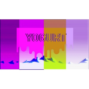 vaporwave yogurth