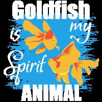 Goldfisch ist mein geistiges Tier