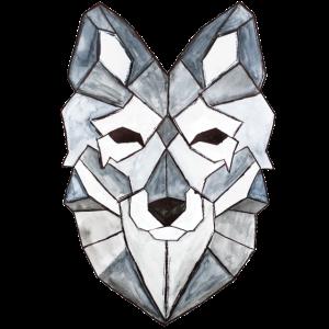 Wolf Natur Wildnis