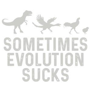 Sometimes Evolution Sucks