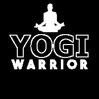YOGI WARRIOR Yoga Quote