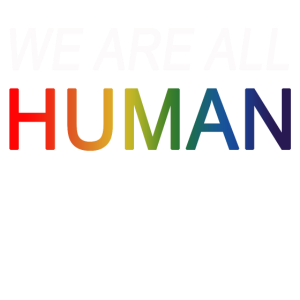 we are all human 1