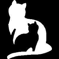Katze & Katzenbaby