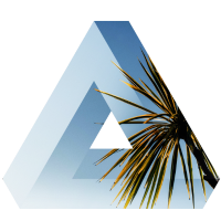 Penrose Dreieck Geek Geschenk Sommer Cool
