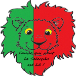 Lion supporter Portugal