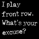 I Play Front Row