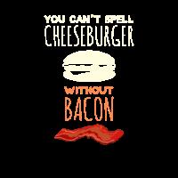 Cheeseburger Bacon BBQ Barbecue Grill Burger Love