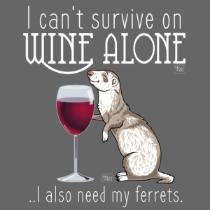 Wine Alone Ferrets II