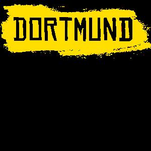 Dortmund Stadt gelb Fußball