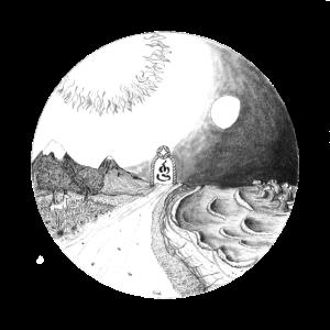 Kausalität (weiß, für helle Hintergründe)