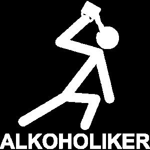 Bier Getränk Alkoholiker Geschenk Idee