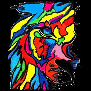 Cooles Löwenshirt