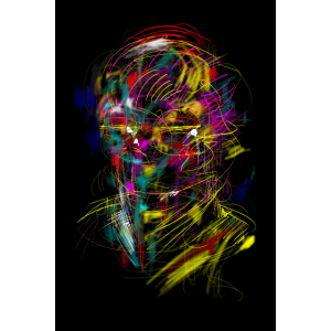 Sci-Fi Transformer Portrait