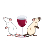 Wine Alone Rats II