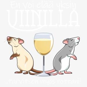 Yksin Viinillä Rottani V