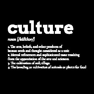 Kultur englisch Definition Erklärung Wordart