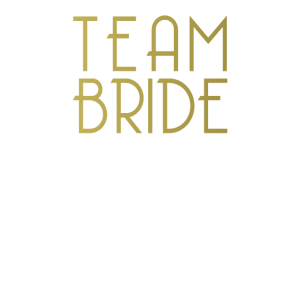 Team Bride Gold Shirt- Junggesellinnenabschied JGA